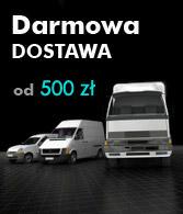 darmowa dostawa od 500 zł
